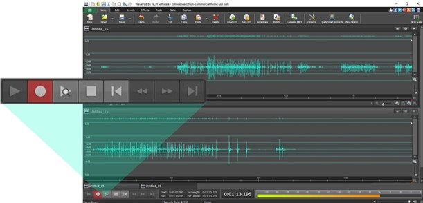 Best Sound Editor Software 2019 - Free for Windows - Power Sound